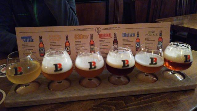 6 Gläser Bier 0,1l