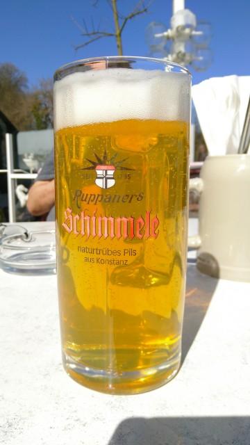 naturtrübes Bier